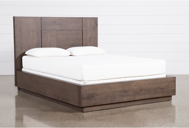 Orwell Eastern King Panel Bed - 360