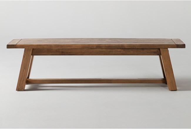 Dakota Dining Bench - 360