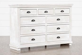 Sinclair Pebble 9 Drawer Dresser