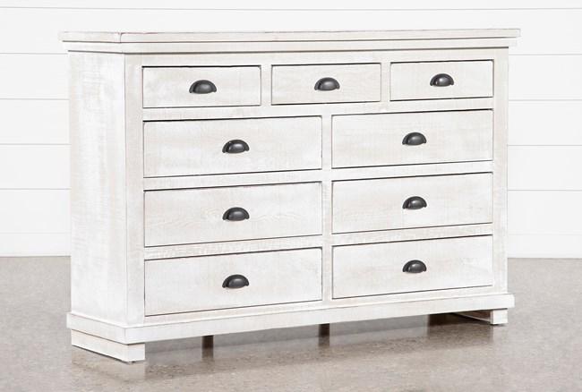Sinclair Pebble 9 Drawer Dresser - 360