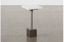 Trixie Adjustable Accent Table