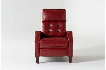 Dillard Crimson Recliner