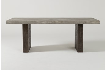 Titan 82 Inch Dining Table