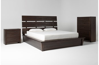 Teagan Queen Panel 3 Piece Bedroom Set