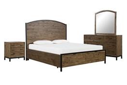 Foundry Queen Storage 4 Piece Bedroom Set