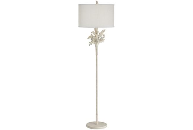 Floor Lamp-White Coral  - 360