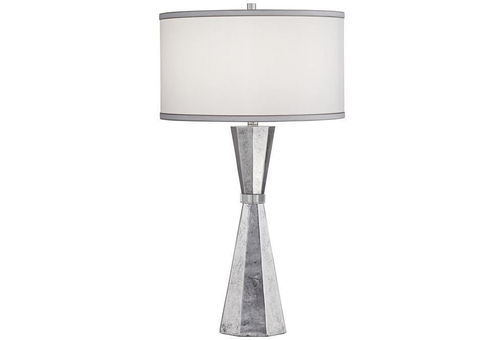 Table Lamp-Chrome Totem