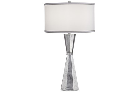 Table Lamp-Chrome Totem