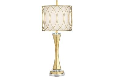 Table Lamp-Ellie Gold