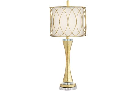 Table Lamp-Ellie Gold - Main