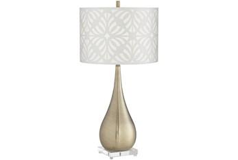 Table Lamp-Laser Cut Elle