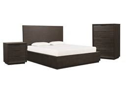 Pierce Eastern King Storage 3 Piece Bedroom Set