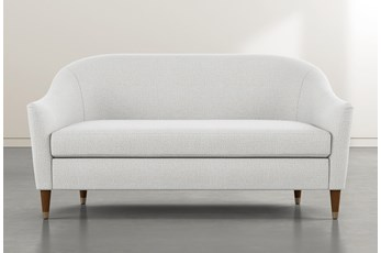 Marta White Sofa By Nate Berkus And Jeremiah Brent