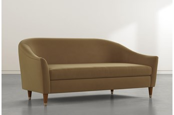 Marta Tan Sofa By Nate Berkus And Jeremiah Brent