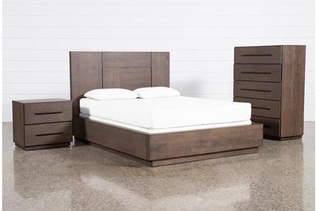 Orwell Queen Panel 3 Piece Bedroom Set