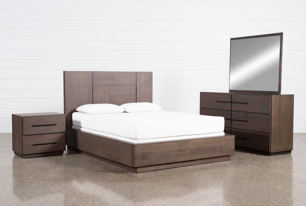 Orwell Queen Panel 4 Piece Bedroom Set
