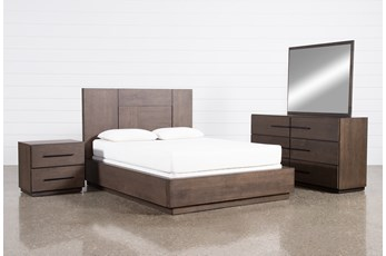 Orwell California King Panel 4 Piece Bedroom Set