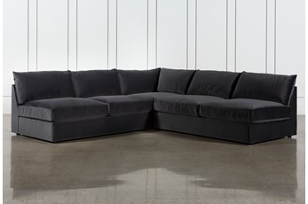 Marcel 3 Piece Sectional By Nate Berkus And Jeremiah Brent