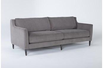 Ames Mocha Sofa By Nate Berkus And Jeremiah Brent