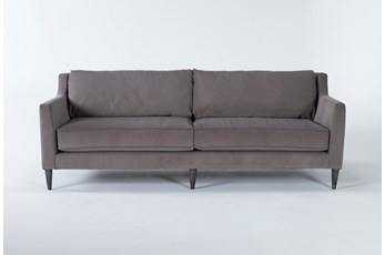 Ames Mocha Sofa By Nate Berkus And Jeremiah Brent