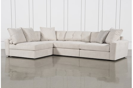 Nest 4Pc Sectional With Right Facing Chaise Lounge