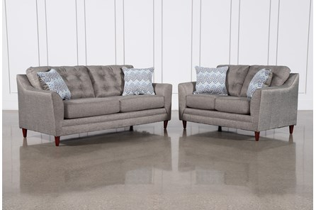 Casen 2 Piece Living Room Set - Main