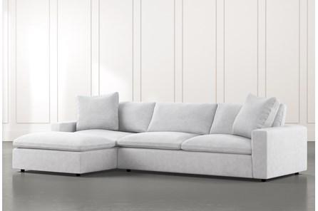 Utopia 2 Piece Sectional With Left Arm Facing Chaise - Main
