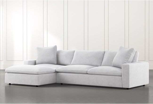 Utopia 2 Piece Sectional With Left Arm Facing Chaise - 360