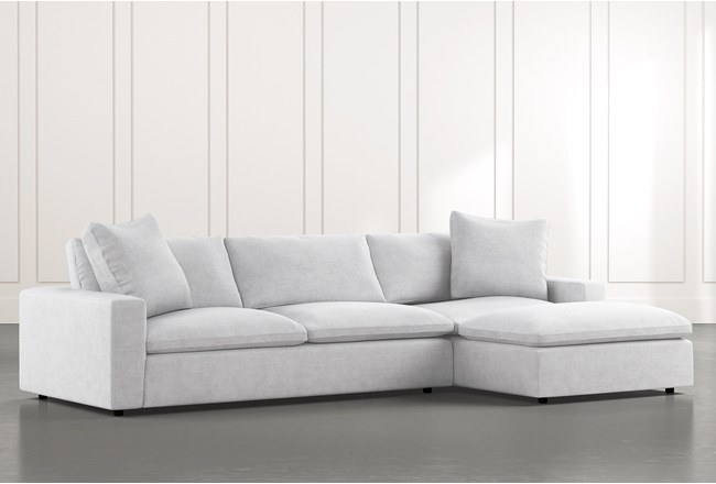 Utopia 2 Piece Sectional With Right Arm Facing Chaise - 360