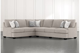 "Harper Down II 2 Piece 125"" Sectional With Right Arm Facing Sofa"
