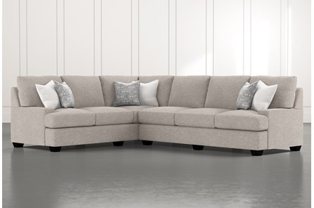 Harper Down II 2 Piece Sectional With Right Arm Facing Sofa