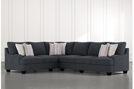 Sierra Down III 2 Piece Sectional With Right Arm Facing Sofa