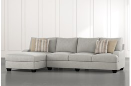 Sierra Foam III 2 Piece Sectional With Left Arm Facing Chaise