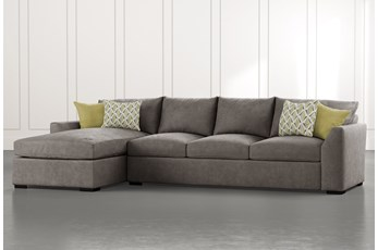 Cohen Foam II 2 Piece Sectional With Left Arm Facing Chaise