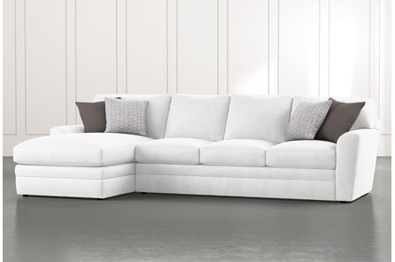 Prestige Down 2 Piece Sectional With Left Arm Facing Chaise
