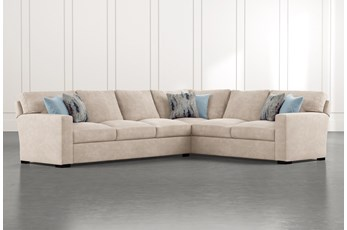Mercer Down II 2 Piece Sectional With Left Arm Facing Sofa