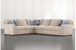 Mercer Down II 2 Piece Sectional With Right Arm Facing Sofa