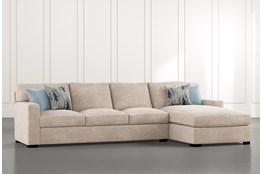 Mercer Down II 2 Piece Sectional With Right Arm Facing Chaise