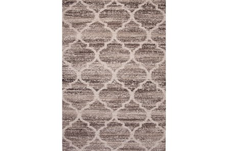 94X134 Rug-Tan & Brown Cardrona