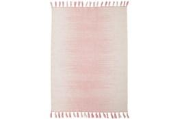 96X120 Rug-Pink & Ivory Jadore Ombre