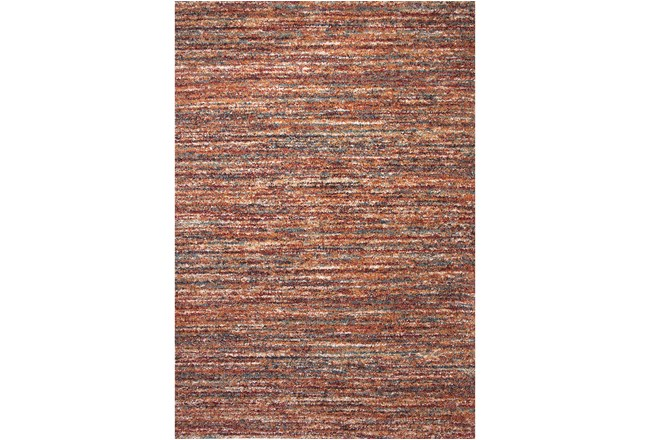 63X90 Rug-Red & Orange Bellevue Rain - 360