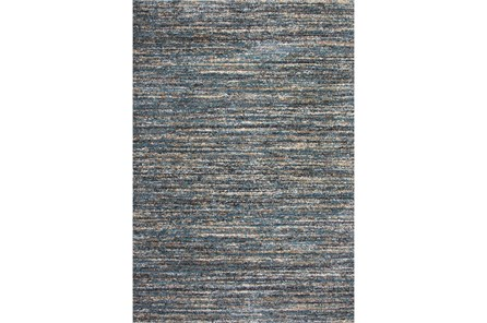 94X134 Rug-Grey & Black Bellevue Rain