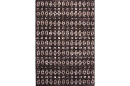 94X134 Rug-Brown Torgom Antique