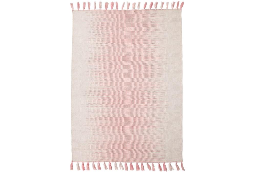 60X90 Rug-Pink & Ivory Jadore Ombre