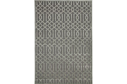 96X120 Rug-Grey Margraves