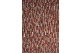 96X120 Rug-Sunset Chunky Wook Knit