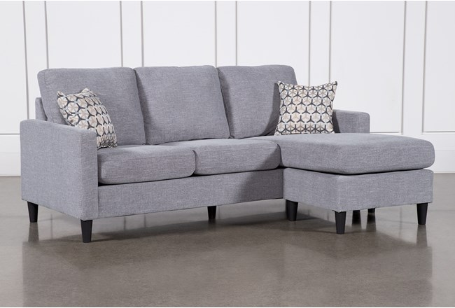 Stark Sofa With Reversible Chaise - 360