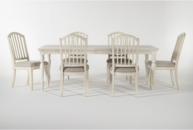 Kincaid 7 Piece Rectangle Dining Set - 360