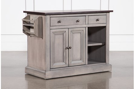 Lizzie Kitchen Island - Main