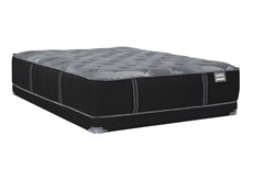 Kit-Revive Granite Extra Firm Queen Mattress W/Low Profile Foundation